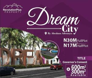 Land for sale 0-6Months Interest free Abraham adesanya estate Ajah Lagos