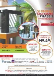 Residential Land for sale Amen Estate Eleko Ibeju-Lekki Lagos