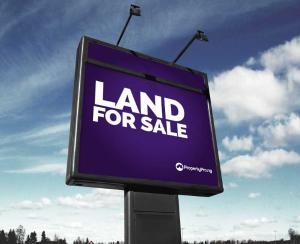 Land for sale Front Of Emperor Estate Sangotedo Ajah Lagos