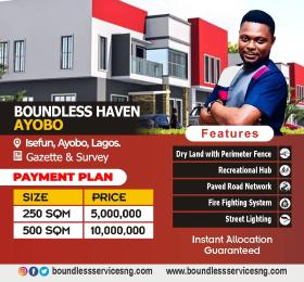 Residential Land Land for sale - Ayobo Ipaja Lagos