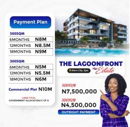 Mixed   Use Land for sale Lagoon Front Estate Epe Lagos