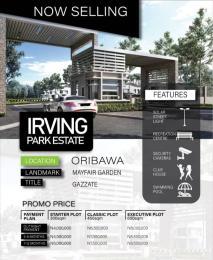 Mixed   Use Land Land for sale Oribawa busstop Awoyaya Ajah Lagos