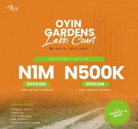 Residential Land Land for sale Ilamija, Ibeju Lekki Ibeju-Lekki Lagos