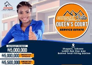 Land for sale Lekki Obafemi Awolowo Way Ikeja Lagos