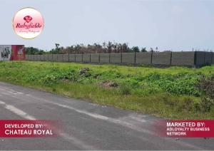 Serviced Residential Land Land for sale Okun Imedu Ibeju-Lekki just by the Tarred Road Orimedu Ibeju-Lekki Lagos