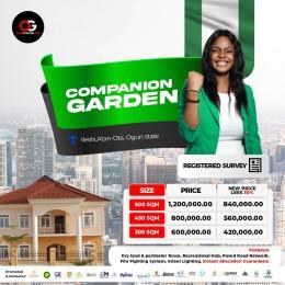 Residential Land Land for sale Ileshi, Atan-Ota, Ogun state. Ado Odo/Ota Ogun