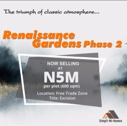 Mixed   Use Land Land for sale Dangote Refinery.... Free Trade Zone Ibeju-Lekki Lagos