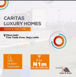 Industrial Land Land for sale Ibeju Lekki free Trade zone  Free Trade Zone Ibeju-Lekki Lagos