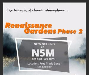 Mixed   Use Land Land for sale Ode omu by LNG,ibeju lekki,free trade zone Free Trade Zone Ibeju-Lekki Lagos
