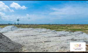 Serviced Residential Land Land for sale Magnolia Park Estate Ode Omi 25 minutes drive from La Campagne Tropicana Ibeju-Lekki Lagos