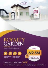 Mixed   Use Land Land for sale Royalty Park, Mararaba. Mararaba Abuja