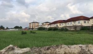 Residential Land Land for sale Beside Northern Foreshore Chervon  chevron Lekki Lagos