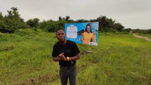Land for sale 5 Minutes Drive From The Popular Akodo Ise General Hospital Before Lekki Free Trade Zone Akodo Ise Ibeju-Lekki Lagos