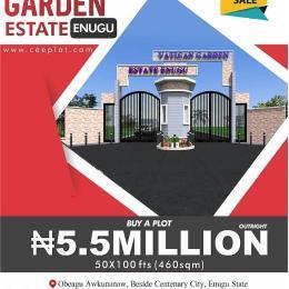 Residential Land Land for sale Inside Centenary City Enugu Enugu
