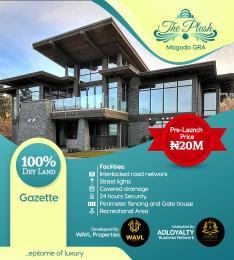 Residential Land Land for sale Magodo Gra  Magodo GRA Phase 1 Ojodu Lagos