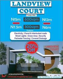 Serviced Residential Land for sale Abijo Gra Lekki Abijo Ajah Lagos