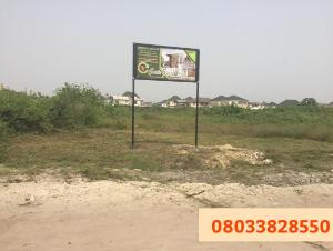 Serviced Residential Land Land for rent Off monastery road Monastery road Sangotedo Lagos