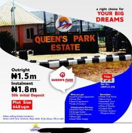 Mixed   Use Land Land for sale Mowo-Ofada  Berger Ojodu Lagos