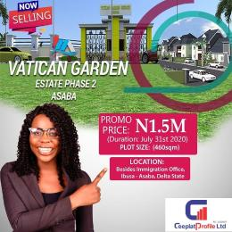 Residential Land Land for sale Close to the Airport Asaba Delta
