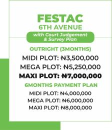Commercial Land Land for sale 6 avenue Festac Amuwo Odofin Lagos