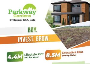 Residential Land Land for sale Parkway Gardens Gra Isolo  Bucknor Isolo Lagos