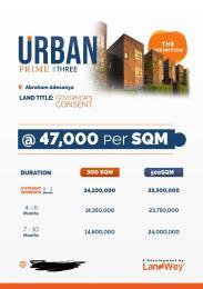 Residential Land Land for sale Abraham adesanya estate Ajah Lagos