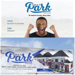 Mixed   Use Land Land for sale Asegun Village, Ibeju Lekki Local Govt. Area Ibeju-Lekki Lagos