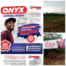 Residential Land Land for sale Obinze close to army barracks off portharcout road Owerri Imo