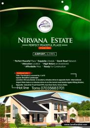 Residential Land Land for sale NIRVANA ESTATE LAND FOR SALE ?? ADJACENT ILORIN INTERNATIONAL AIRPORT  Ilorin Kwara