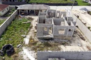 Residential Land Land for sale Elite Genesis Gardens Sangotedo inside Hope Villa Estate before ShopRite Mall Sangotedo Lekki. Sangotedo Ajah Lagos
