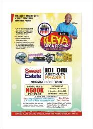 Residential Land Land for sale Idi Ori Adatan Abeokuta Ogun