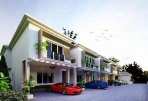 3 bedroom Terraced Duplex House for sale Orchid road chevron Lekki Lagos