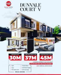 3 bedroom Terraced Duplex House for sale Orchid road  Ikota Lekki Lagos