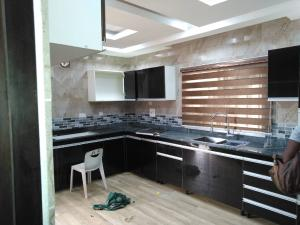7 bedroom Flat / Apartment for sale *Duplex for Sale* -- 7 Bedroom duplex with 2 bedroom apartment (75%) completion on a plot land off the tarred road 2mins drive to AIT road Alagbado Lagos  Alimosho Lagos