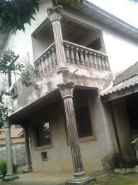 6 bedroom House for sale Alajiede Ojo Ojo Lagos