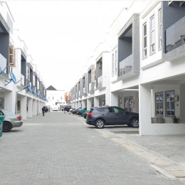 3 bedroom Terraced Duplex House for sale victoria bay estate chevron lekki Lekki Lagos