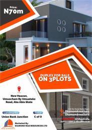 6 bedroom Detached Duplex House for sale New Heaven Estate, Umuocham by Umuatako Road, Aba, Abia State. Aba Abia