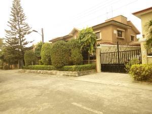 4 bedroom Detached Duplex House for sale Femi okunnu estate  Lekki Phase 1 Lekki Lagos