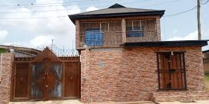 5 bedroom Flat / Apartment for sale *Dupplex for Sale*   5 Bedroom Dupplex with 2 sitting room and 2 kitchens  fence gate also New Slit 7 airconditions @ Moshalashi Close to AlT road Alagbado Lagos State , Title: Receipt & Souvey Price #14m Alagbado Abule Egba Lagos