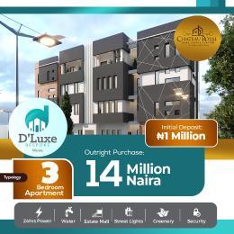 3 bedroom House for sale Christopher University, Rccg Camp, Along The Lagos Ibadan Express Way Mowe Obafemi Owode Ogun