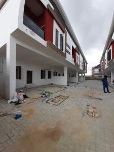 4 bedroom Terraced Duplex House for rent Orchid road by second toll gate lekki  Lekki Phase 2 Lekki Lagos