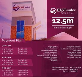 Residential Land Land for sale Abijo Gra, Beside Nicon Town Ii, Off Lekki Epe Expressway Lagos State Epe Road Epe Lagos