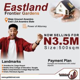 Residential Land for sale Nteje Umuneri Anambra State Anambra Anambra