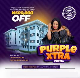 2 bedroom Blocks of Flats House for sale FAIRFIELD APARTMENTS ABIJO Abijo Ajah Lagos