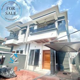 4 bedroom House for sale Jakande Lekki Lagos
