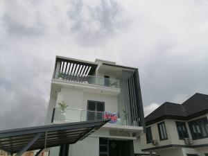 5 bedroom Massionette House for sale Arcedia Grove Estate Osapa london Lekki Lagos