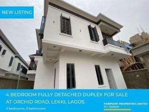 Terraced Duplex House for sale - Lekki Phase 1 Lekki Lagos