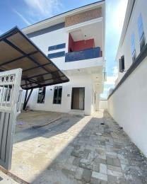 4 bedroom Semi Detached Duplex House for rent Chevron toll gate chevron Lekki Lagos