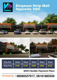 Shop in a Mall Commercial Property for sale VGC Lekki Lagos