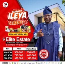 Residential Land Land for sale Ewekoro/ Itori, Ogun State Ewekoro Ogun